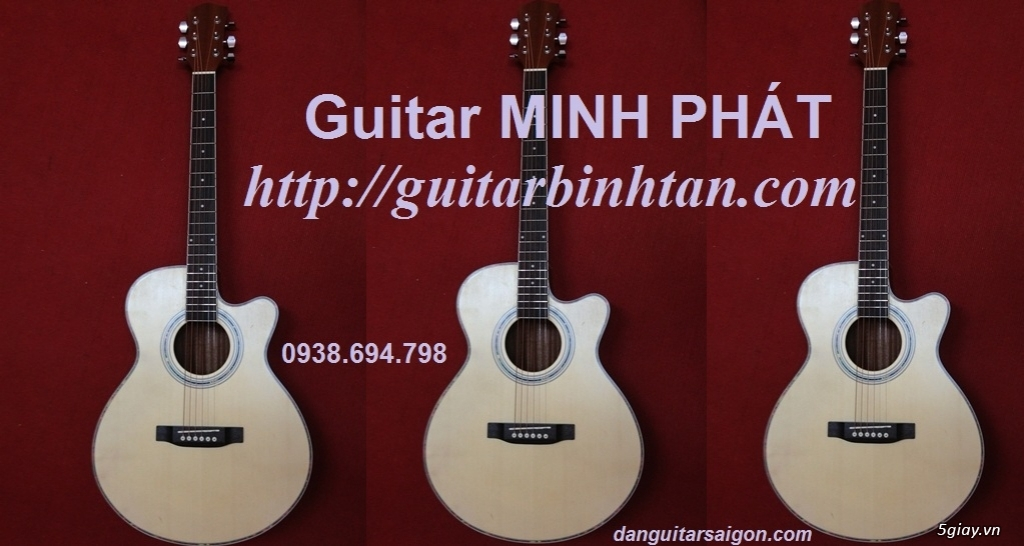 Bán đàn guitar giá rẻ quận bình tân bình chánh tân phú quận 6 chỉ 390k- guitarbinhtan.com - 26
