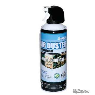 Cung cấp độc quyền bình xịt bụi khí nén Vietcare 100 - Air Duster - 2