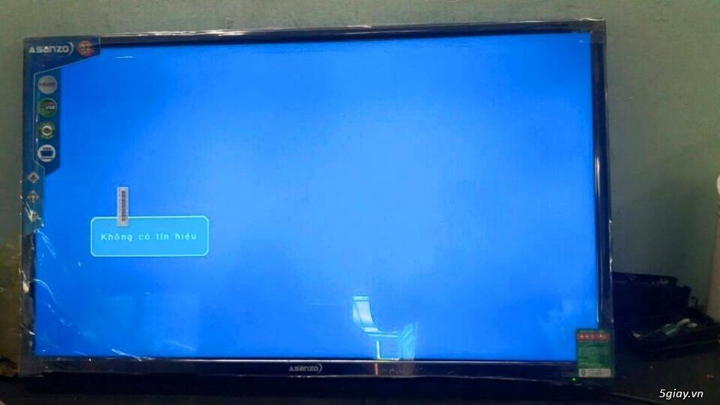 Tivi ASANZO chính hãng 18-50INCH , mới 100, Gía chỉ từ 1TR600, bảo hành 2 năm - 2