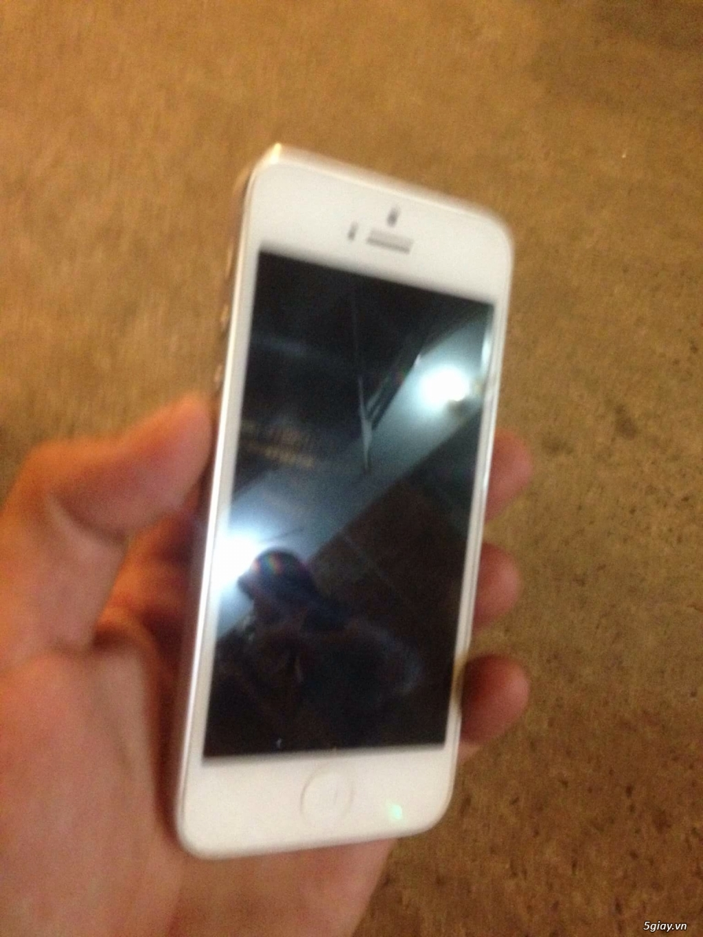 Iphone 5 32gb trắng Cty - 2