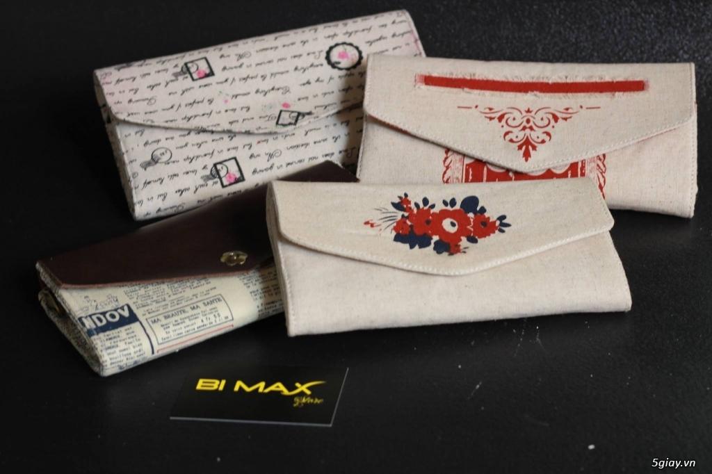 Handmade BiMax đẹp mê ly, chất liệu Hàn, Nhật cực đỉnh đeee! - 10