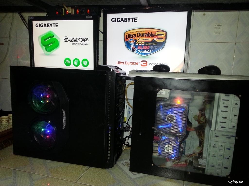 Thanh lý 50 thùng PC G31 Chơi Game onlene