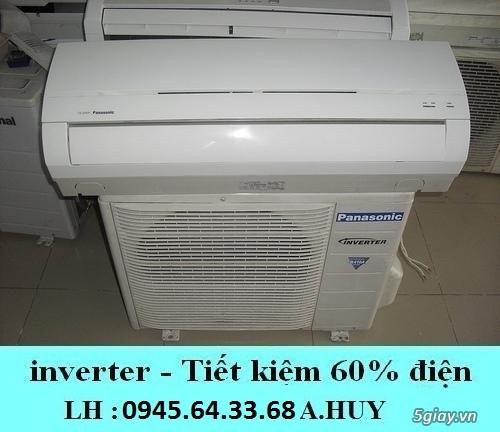 Phân Phối Sỉ & Lẻ Máy Lạnh Cũ Hàng Nhật - inverter gas 410 - Tiết Kiệm 60% Điện Năng. - 5