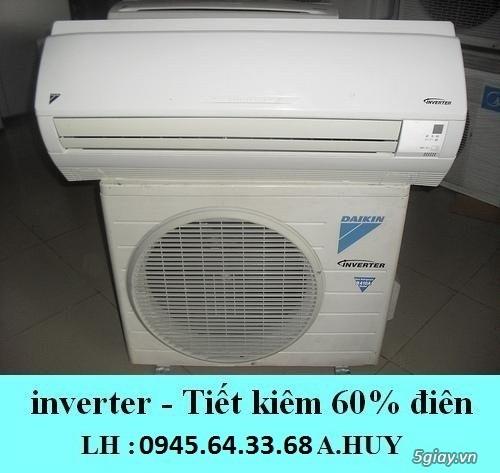 Phân Phối Sỉ & Lẻ Máy Lạnh Cũ Hàng Nhật - inverter gas 410 - Tiết Kiệm 60% Điện Năng.