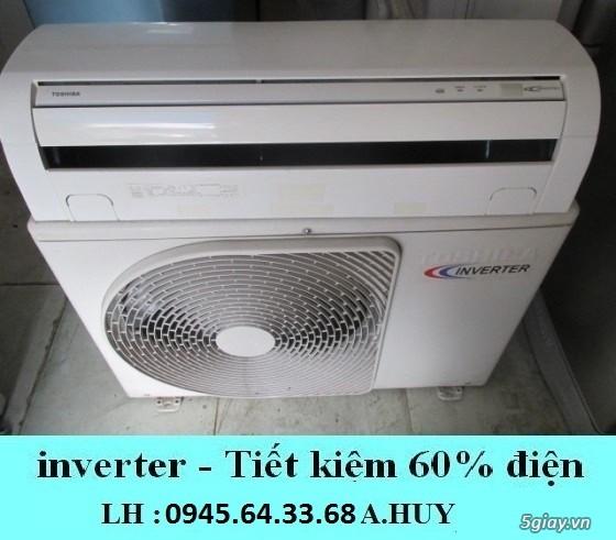 Phân Phối Sỉ & Lẻ Máy Lạnh Cũ Hàng Nhật - inverter gas 410 - Tiết Kiệm 60% Điện Năng. - 9