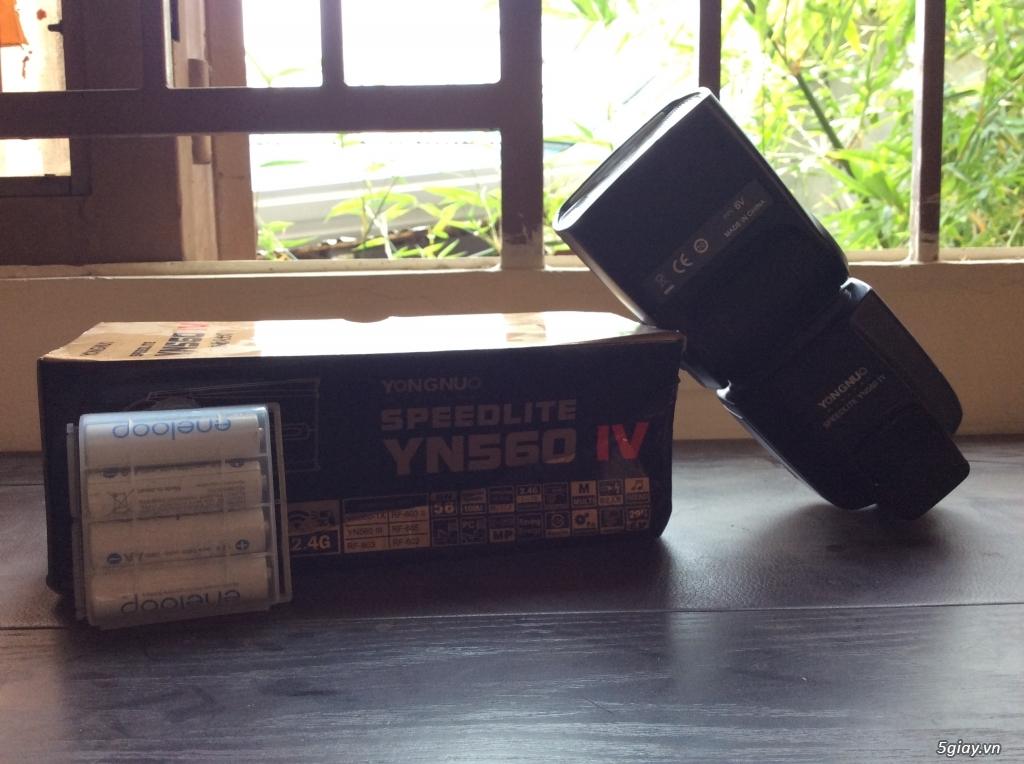 Bán máy DSLR Canon 7D + Lens + Đồ chơi máy ảnh - 3