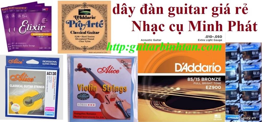 Bán phụ kiện guitar giá rẻ quận bình tân tphcm - 60