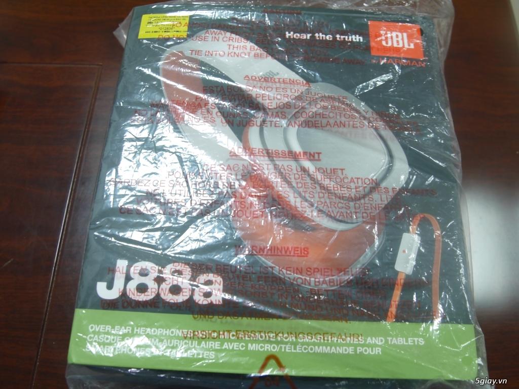 Tai nghe JBL J88A màu cam - 1