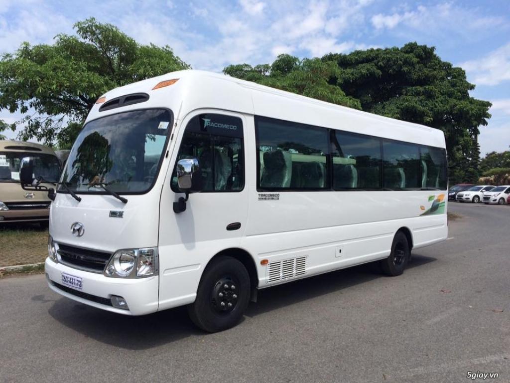 Bán Hyundai Limousine HM thân dài 29 chỗ Model 2016 - 2