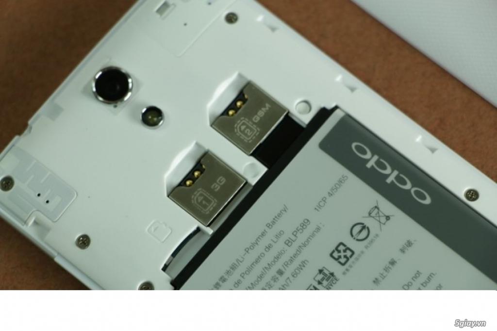 HOT HOT, oppo r3001 chính hãng giá mềm cho ai có nhu cầu. - 1