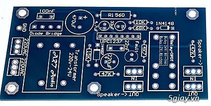Linh kiện điện tử, PCB và DIY kit cho High-end Audio . ART Audio - 26