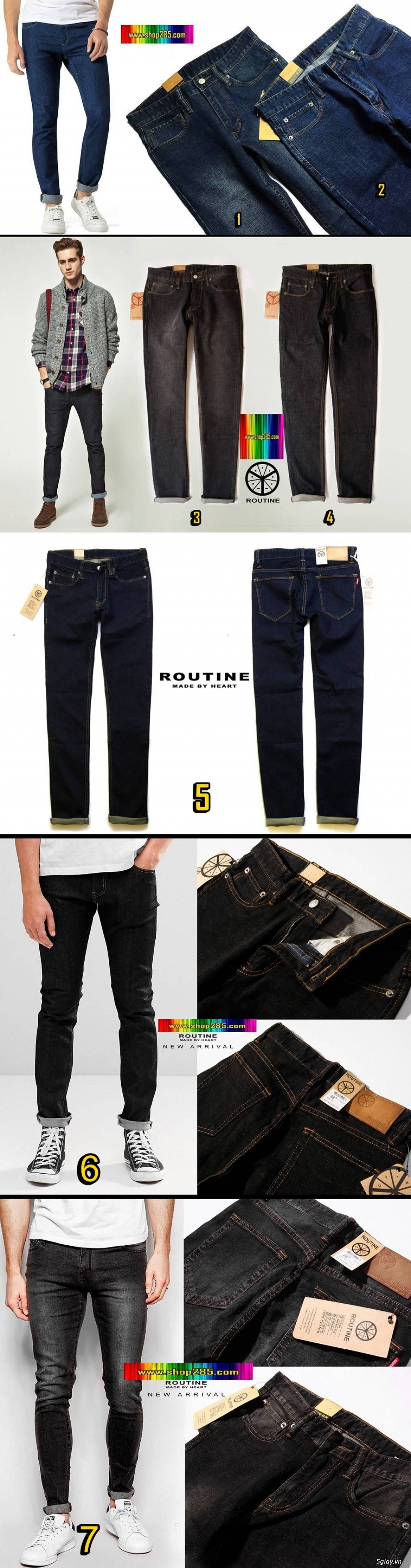 Shop285.com - Shop quần áo : Zara,Jules,Jake*s,,Hollister,Aber,CK,Tommy,Levis - 19