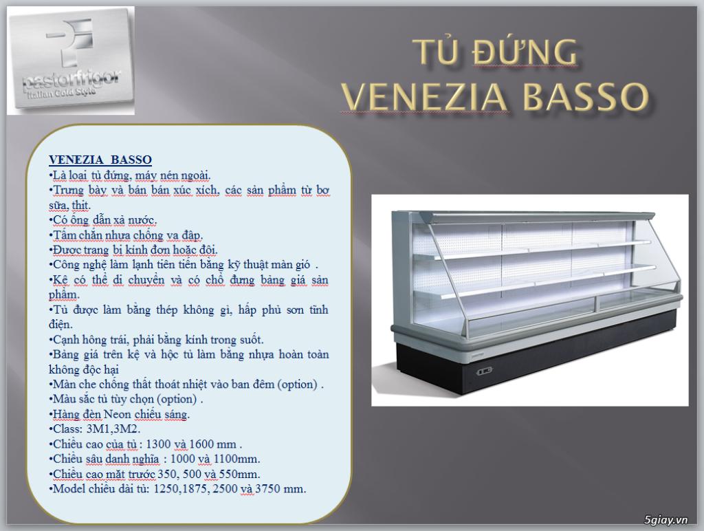 Tủ trưng bày lạnh siêu thị Pastorfrigor - 21