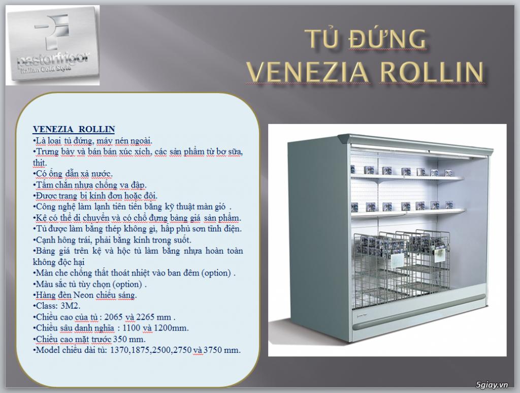 Tủ trưng bày lạnh siêu thị Pastorfrigor - 24