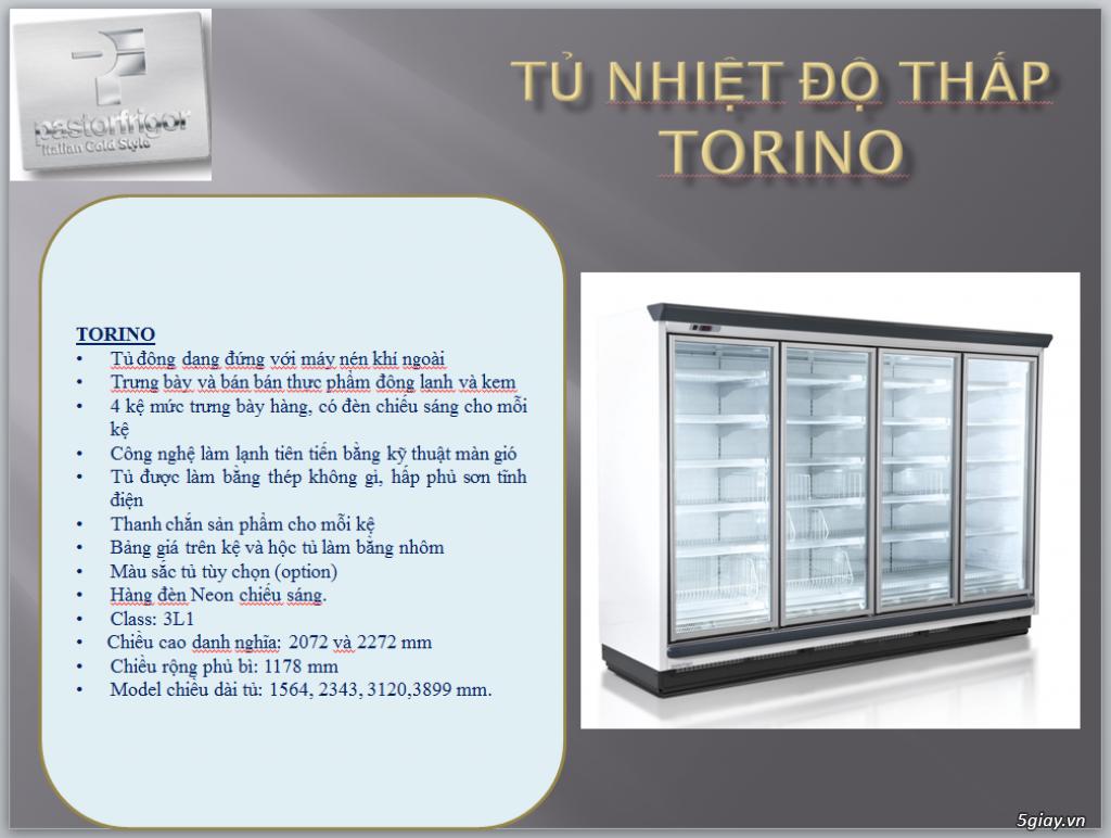 Tủ trưng bày lạnh siêu thị Pastorfrigor - 22