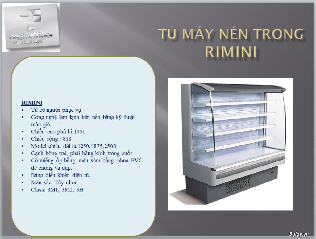 Tủ trưng bày lạnh siêu thị Pastorfrigor - 19