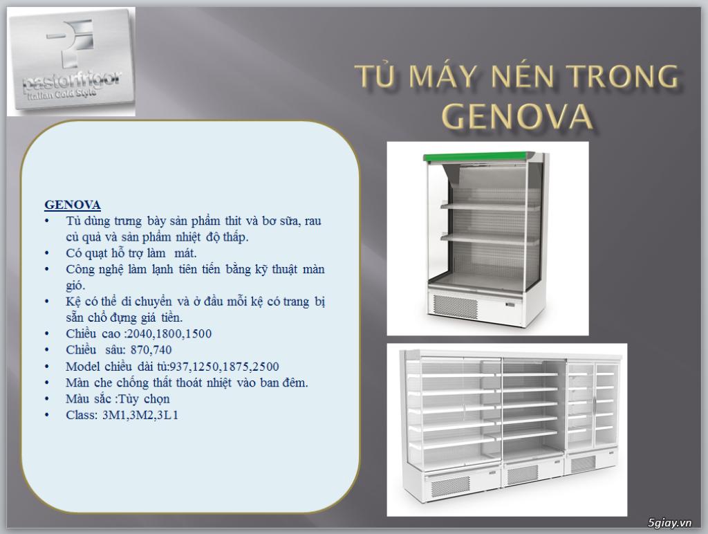 Tủ trưng bày lạnh siêu thị Pastorfrigor - 6