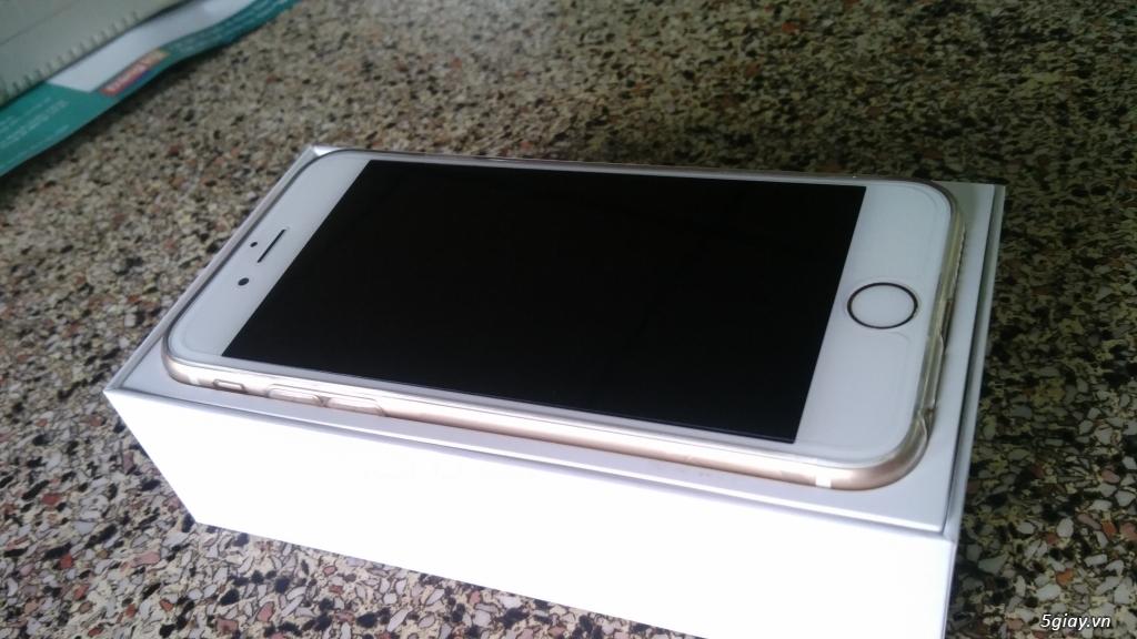 iphone 6s 16gb vàng gold còn bảo hành 5 tháng. - 4