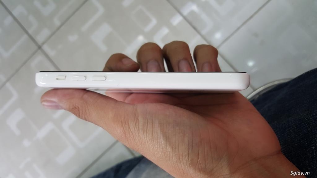 iPhone 5c lock nhật 16gb luôn sim ghépghép - 2