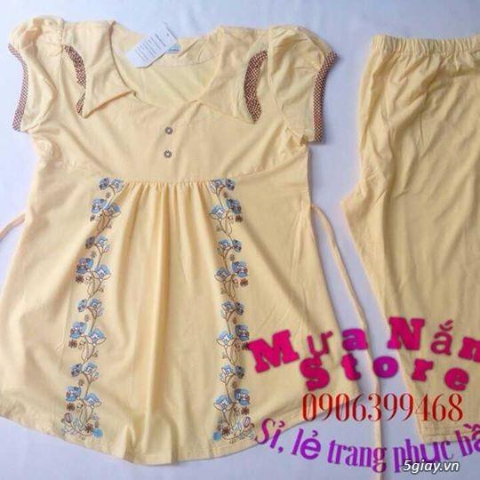 Áo, đầm, đồ bộ bầu giá cực rẻ - 13