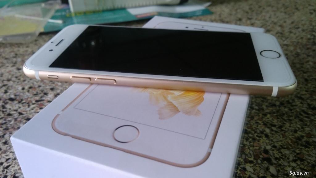 iphone 6s 16gb vàng gold còn bảo hành 5 tháng. - 6