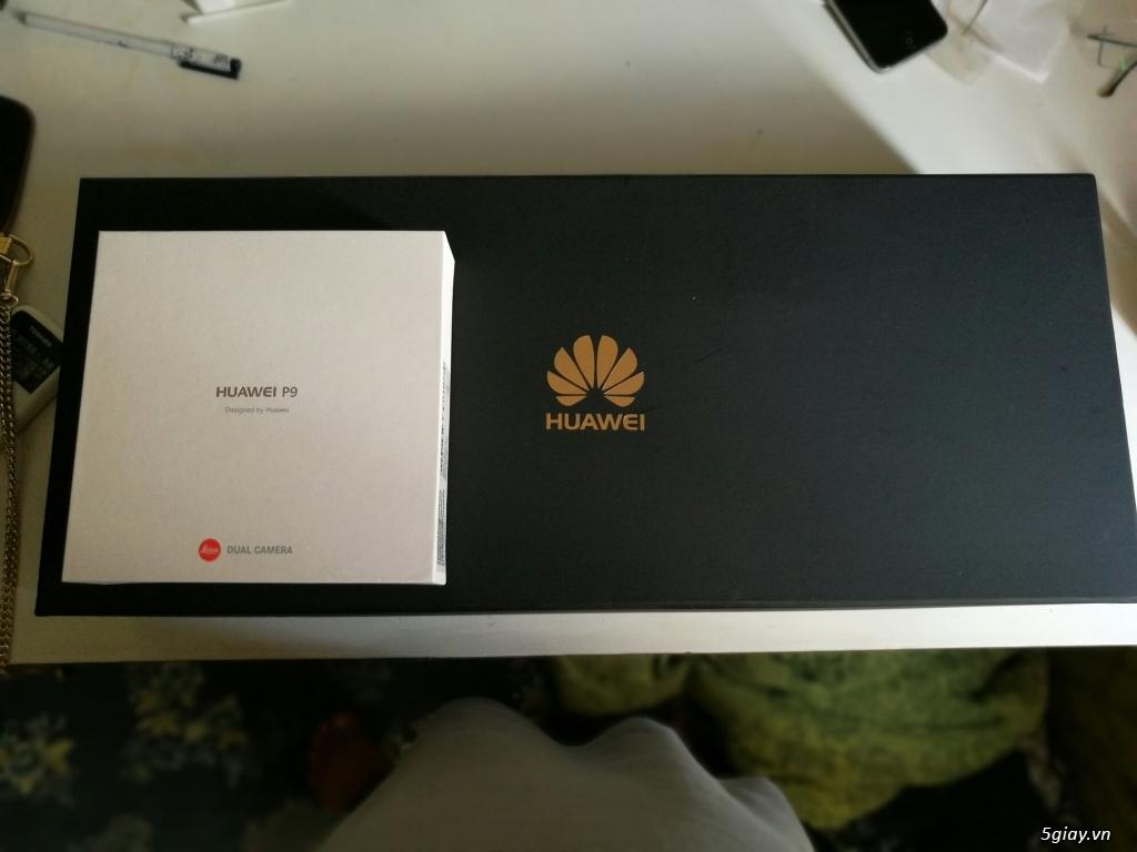 Huawei p9 grey fullbox