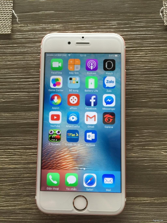 iPhone6s 16gb Rose Qte Fix giá tốt - 2