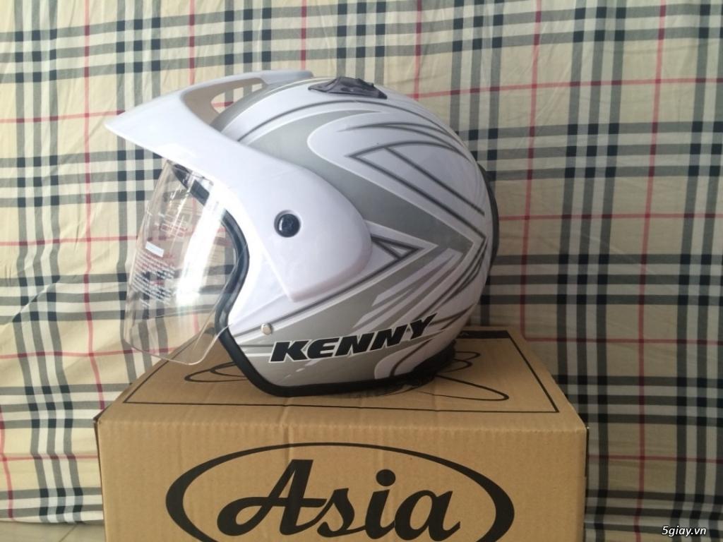 Nón bảo hiểm kenny Asia giá tại kho