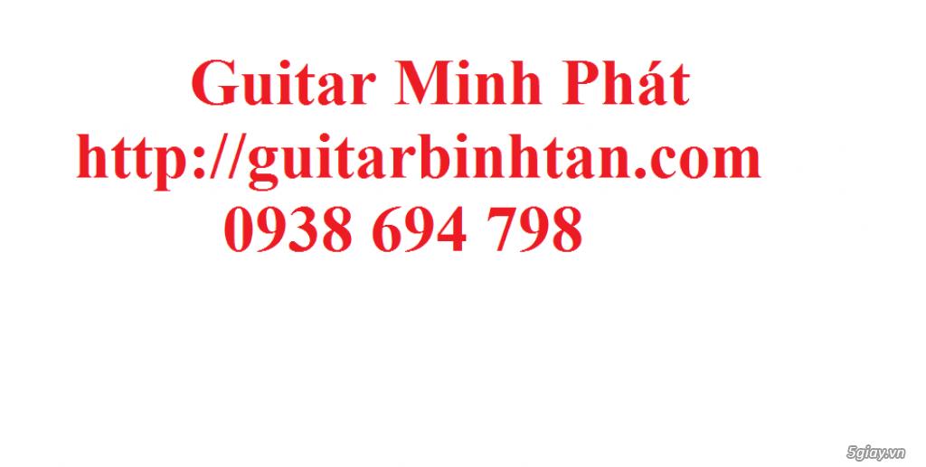 Bán đàn guitar cổ thùng guitar phím lõm giá rẻ quận bình tân - 13