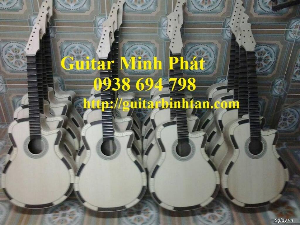 Bán đàn guitar cổ thùng guitar phím lõm giá rẻ quận bình tân - 6