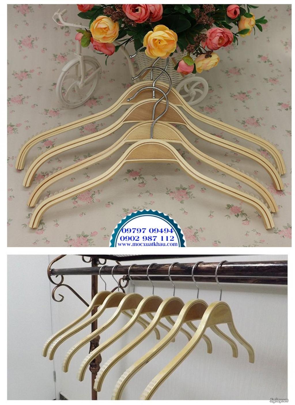 shop manocanh treo , móc áo nhung, inoc, gỗ, nhựa đủ loại dành cho shop & gia đình - 29
