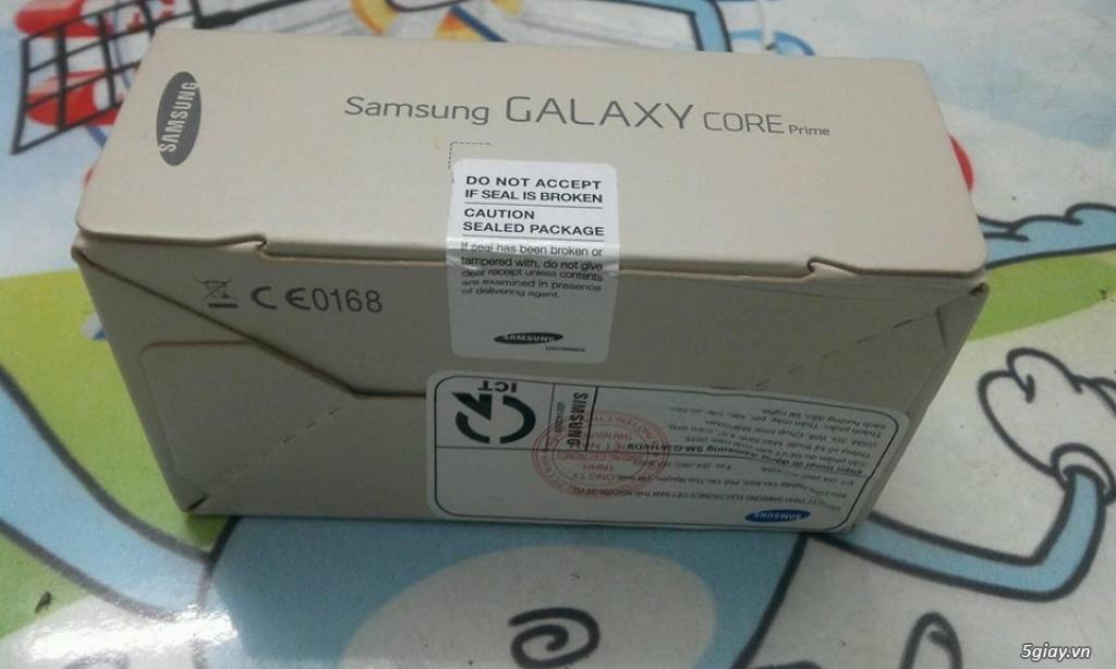 Samsung Galaxy Core Prime G361H Chính Hãng Nguyên Seal Cần Thanh Lý