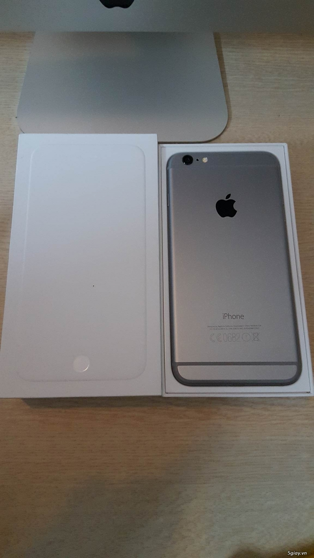 IPHONE 6PLUS 16GB GRAY QUỐC TẾ - 2