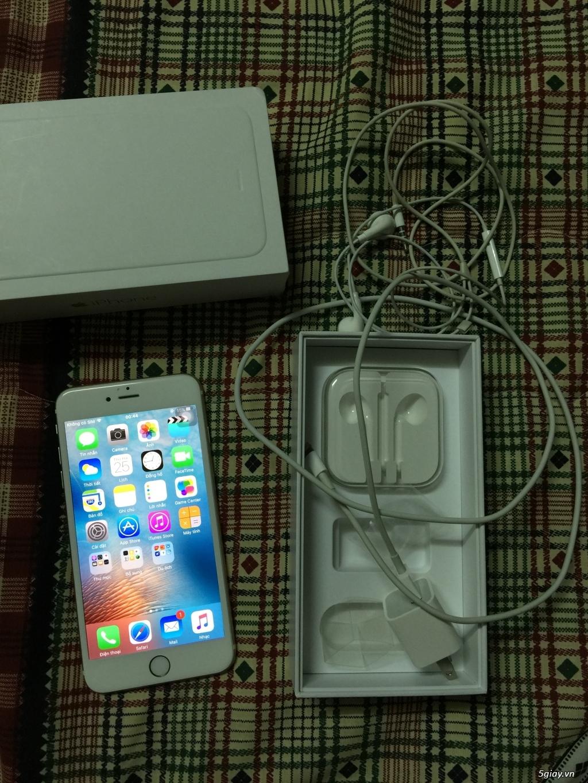 Cần bán iphone 6 Plus (GOLD) 128Gb, quốc tế, fullbox, đẹp nguyên zin - 4
