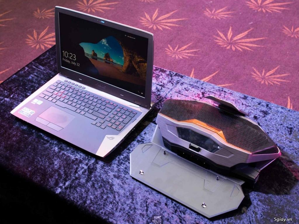 ASUS giới thiệu laptop đầu tiên trang bị tản nhiệt nước - 133028