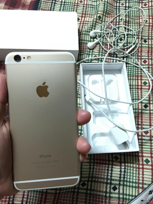 Cần bán iphone 6 Plus (GOLD) 128Gb, quốc tế, fullbox, đẹp nguyên zin - 5