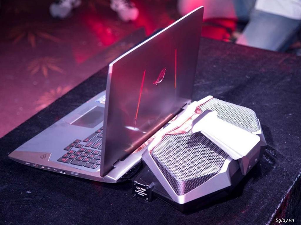 ASUS giới thiệu laptop đầu tiên trang bị tản nhiệt nước - 133027