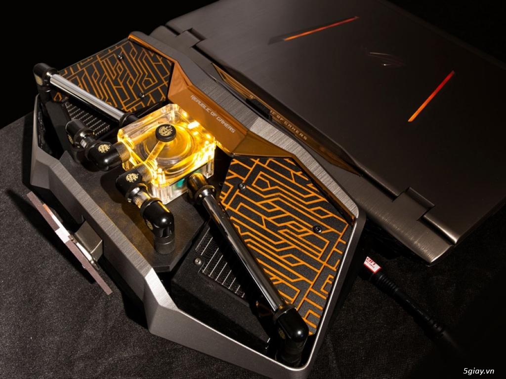 ASUS giới thiệu laptop đầu tiên trang bị tản nhiệt nước - 133029