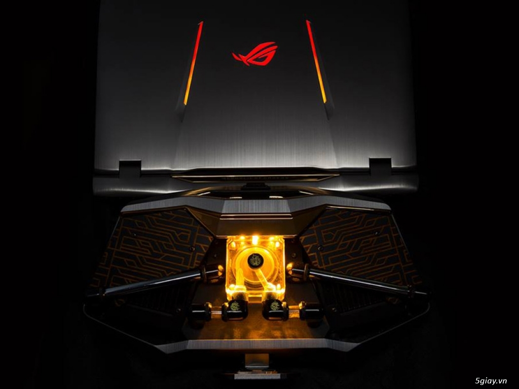 ASUS giới thiệu laptop đầu tiên trang bị tản nhiệt nước - 133030