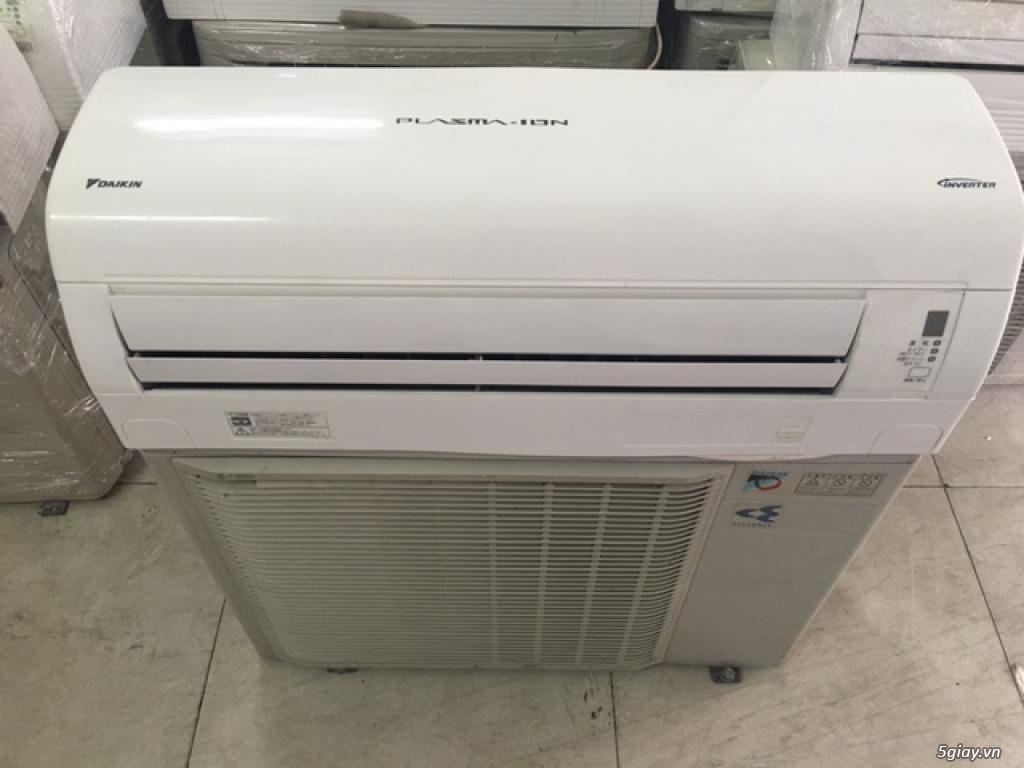 Bán máy lạnh tiết kiệm điện ga 410 inverter nội địa nhật giá rẻ