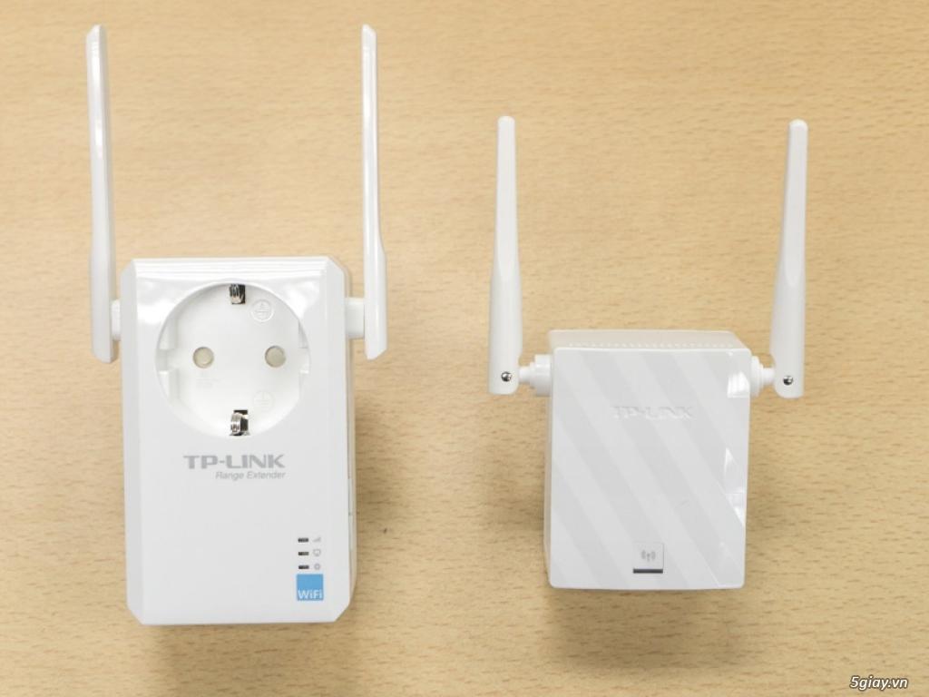 Mở hộp thiết bị mở rộng mạng WiFi TP-LINK TL-WA860RE - 133054