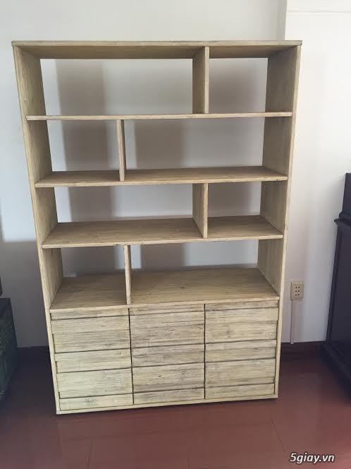 Nội Thất Tây Hưng Thịnh: Thanh lý giường tủ bàn ghế  bằng gỗ Sồi xuất khẩu Hàn Quốc - 37