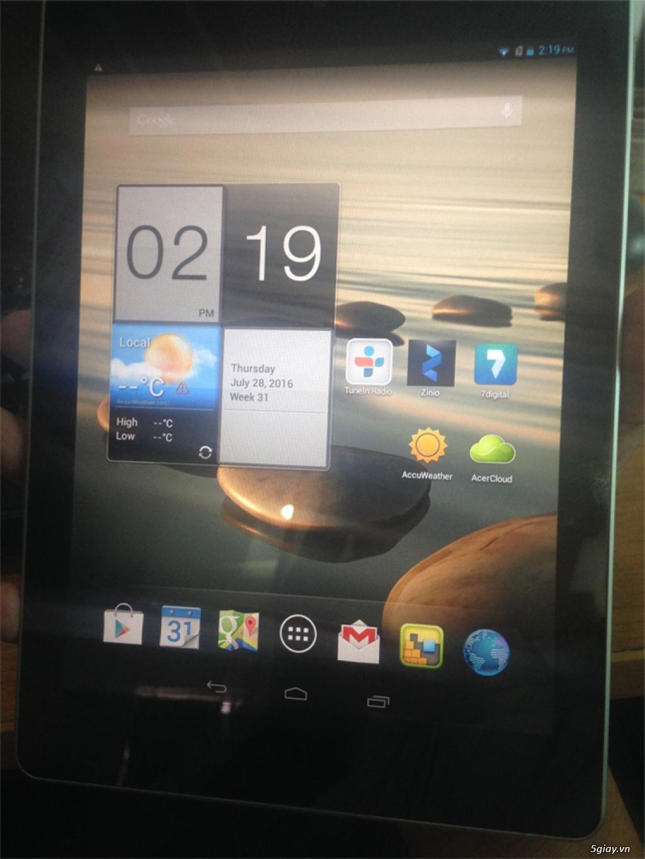 Bán máy tính bảng Acer Iconia A1-811 - 3