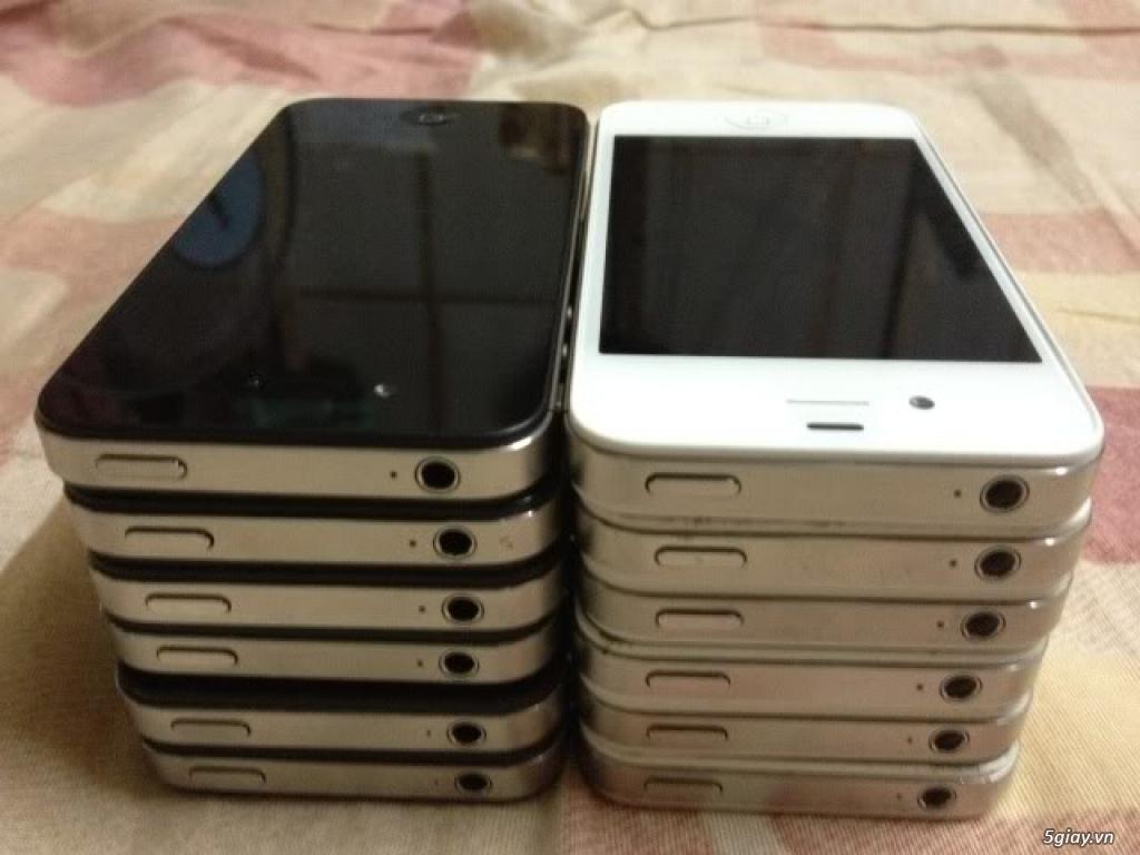 Cần bán Iphone 4s CDMA 490k số lượng lớn - 3