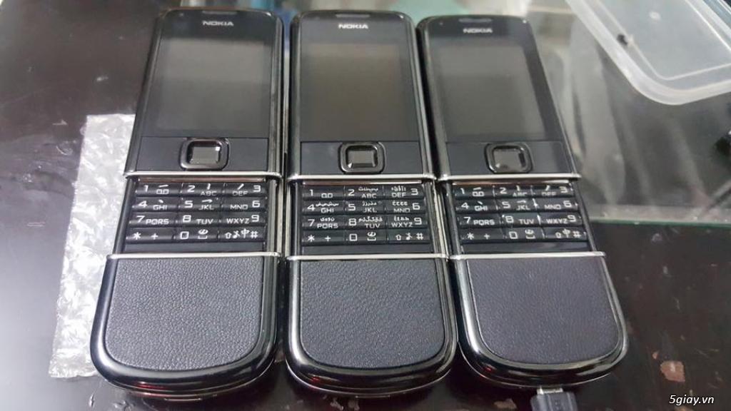 Nokia 8800e và 6700c gold (carbon, gold, saphire) - 41