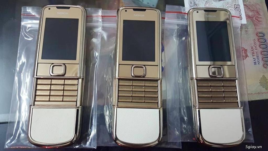 Nokia 8800e và 6700c gold (carbon, gold, saphire) - 39
