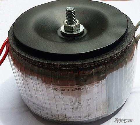 Linh kiện điện tử, PCB và DIY kit cho High-end Audio . ART Audio - 6