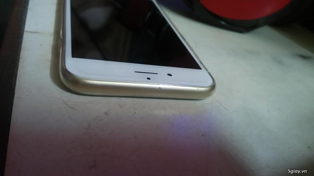 iphone 6s 16gb vàng gold còn bảo hành 5 tháng.