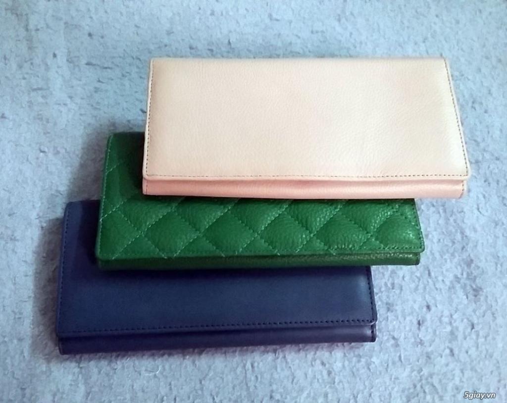Khai Trương Shop Bóp Ví, Thắt Lưng Da Leather Wolrd Big Sale 30% - 48