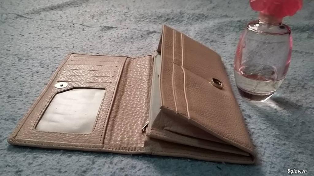 Khai Trương Shop Bóp Ví, Thắt Lưng Da Leather Wolrd Big Sale 30% - 47